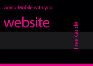 Going Mobile wiht your website, Duplication Services, Informaiton Technology