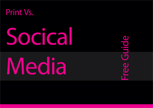 Print VS Social Media White Paper Guide, Going Mobile wiht your website, Duplication Services, Informaiton Technology