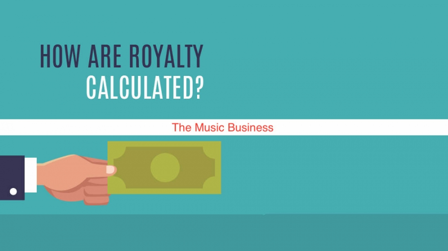 Royalty Payout for Music and Videos