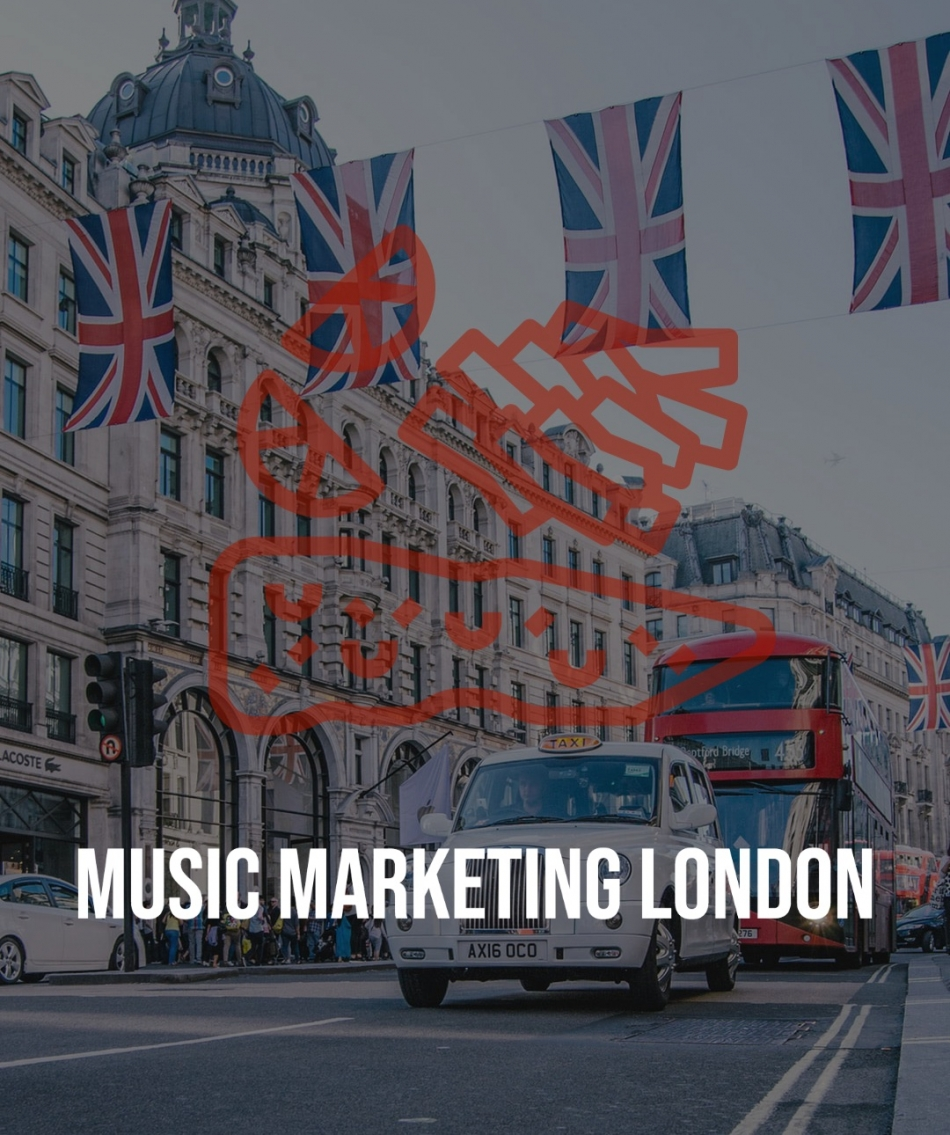 Music Marketing London, England